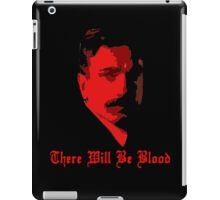 There Will Be Blood- Daniel Plainview iPad Case/Skin