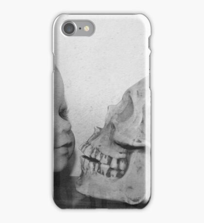 Life leads to death iPhone Case/Skin