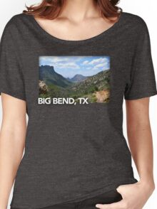 Big Bend Landscape 1 Women's Relaxed Fit T-Shirt
