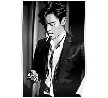 T.O.P smoke Poster