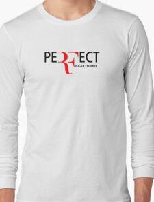 Roger Federer RF Logo Long Sleeve T-Shirt