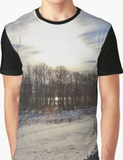 January's End Graphic T-Shirt
