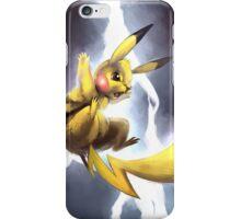PIKA!  iPhone Case/Skin