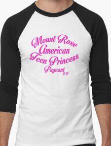 Mount Rose American Teen Princess Pageant 99' Men's Baseball ¾ T-Shirt