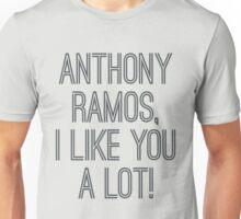 Anthony, I like you a lot! Unisex T-Shirt