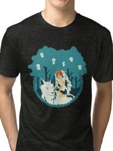 Mononoke Tri-blend T-Shirt