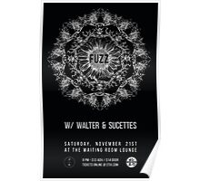 FUZZ @ The Waiting Room Poster