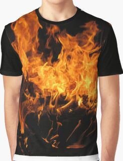 Fire - getting closer (2012) Graphic T-Shirt