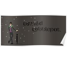Gotham, Oswald Cobblepot  Poster