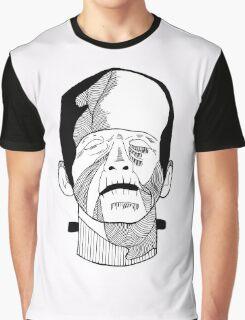 Frankenstein's Monster Graphic T-Shirt