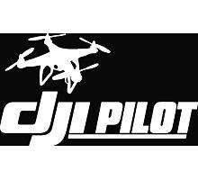 DJI Pilot Drone Photographic Print