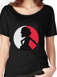 Pokemon Serena Silhouette Women's Relaxed Fit T-Shirt