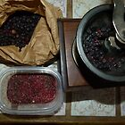 Moss Craberry Tea in The Making by MaeBelle