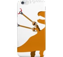 T-Rex Unstoppable iPhone Case/Skin