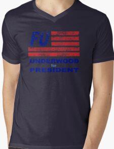 VOTE FRANK UNDERWOOD - 2016! Underwood 4 Prez T-Shirt