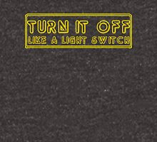 Turn It Off- Book Of Mormon Unisex T-Shirt