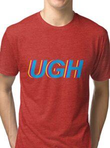 UGH // CMYK Tri-blend T-Shirt