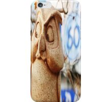60th Owl iPhone Case/Skin