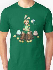 The Easter Bunny Hood T-Shirt
