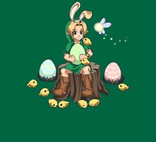 The Easter Bunny Hood Unisex T-Shirt