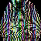 Digital Fingerprint by tastypaper