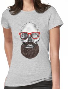 Death Of The Hipster Womens Fitted T-Shirt