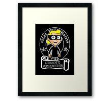 Dread Pirate Pub Framed Print
