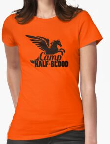 Camp Half Blood Womens Fitted T-Shirt
