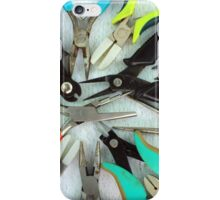 Pliers iPhone Case/Skin