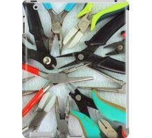 Pliers iPad Case/Skin