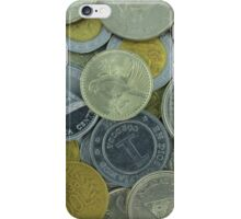 South American Coins iPhone Case/Skin