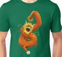 Dragon Clutching Pearl Unisex T-Shirt