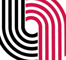 Portland Trail Blazers 1.0 Sticker