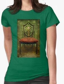 The Mirror Chair Womens Fitted T-Shirt