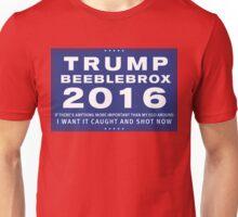 Trump/Beeblebrox Ticket 2016 Unisex T-Shirt
