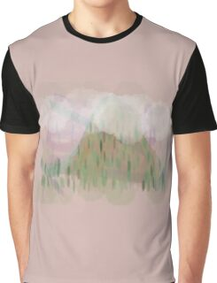 The Mountain  Graphic T-Shirt