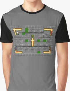 Bomberman Board Graphic T-Shirt