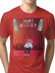 H U R T Tri-blend T-Shirt