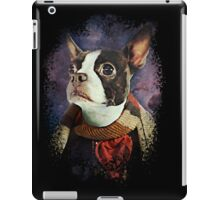 THE 4TH DOGTOR iPad Case/Skin