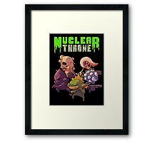 Nuclear Throne All Char Framed Print