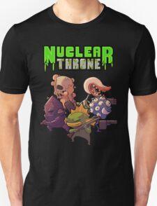 Nuclear Throne All Char T-Shirt