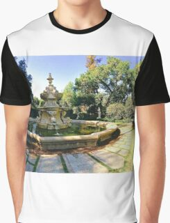 Fountain Graphic T-Shirt