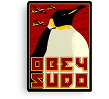 Obey SUDO Canvas Print