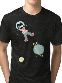Spaced Out ! Tri-blend T-Shirt