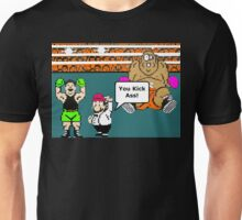 MIke Tysons Punchout  NES Classic video game Unisex T-Shirt