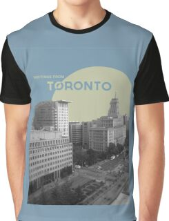 Greetings From Toronto! Graphic T-Shirt