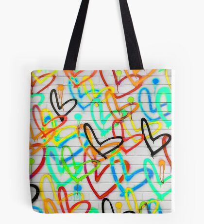 Graffiti #106c Tote Bag