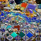 Mosaic #1b by Mark Ross