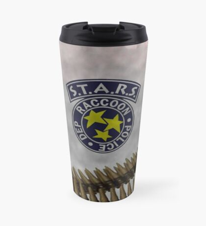 Captian Wesker,Where's Chris? Travel Mug