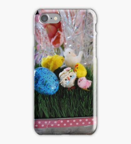 Easter grass brings light iPhone Case/Skin